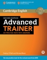 Advanced Trainer Six Practice Tests with Answers O'Dell Felicity, Black Michael