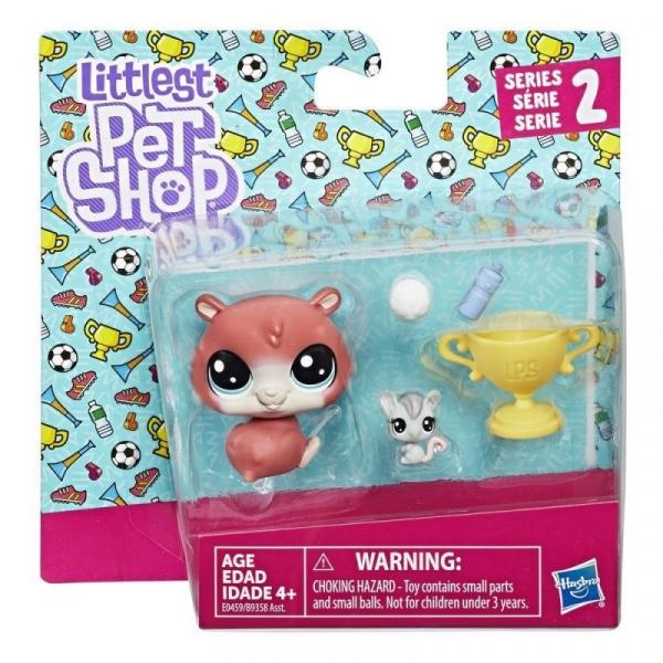 Littlest Pet Shop Para zwierzaków Twitch (B9358/E0459)