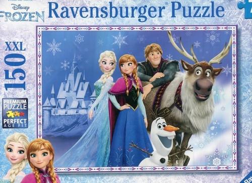 Puzzle Frozen: Przyjaciele 150 (100279)