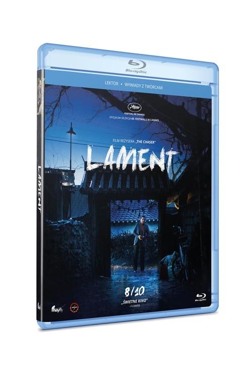 Lament Blu-Ray