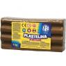 Plastelina Astra, 1 kg - brązowa (303111022)