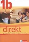 Direkt 1B Podręcznik z ćwiczeniami z płytą CD Język niemiecki Motta Giorgio, Ćwikowska Beata