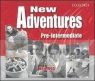 Adventures NEW Pre-Int Class CD Jenny Quintana