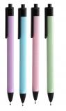 Długopis żelowy automatyczny, 4 szt. (449592)