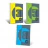 Kołozeszyt TOP-2000 Student Book A4/100k kratka (400091130)