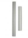Linijka aluminiowa 15 cm
