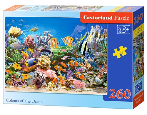 Puzzle 260: Colours of the Ocean (27279)
