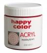 Farba akrylowa 250ml ciemnoczerwony (HA 7370 0250-26)