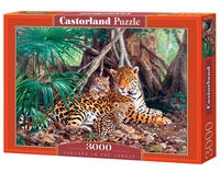 Puzzle Jaguary 3000 (C-300280)