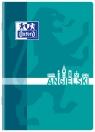 Zeszyt Oxford Angielski A5 60 kartek 90G K5X5MA
