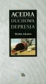 Acedia Duchowa depresja