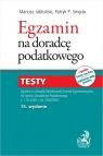 Egzamin na doradcę podatkowego Testy 2020 Jabłoński Mariusz, Smęda Patryk Piotr