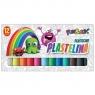 Plastelina Fun&Joy, 12 kolorów (220440)