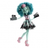 Monster High Strach kamera akcja Honey Swamp 	 (BLX17/BLX19)