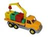 Stalker samochód do przewozu kontenerów