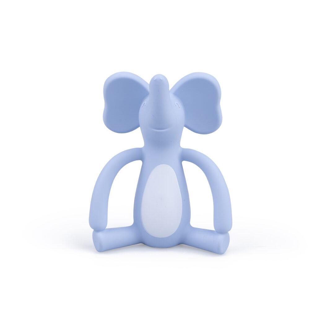 Gryzak zwariowany słonik niebieski (10428)