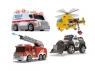 Małe pojazdy ratunkowe - mix (209113577026)