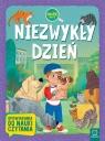 Niezwykły dzień Duże litery Opowiadania do nauki czytania Giełczyńska-Jonik Agata