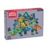 Mudpuppy, Puzzle konturowe 300: Dinozaury (MP57280)