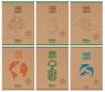 Zeszyt A5/60 kartkowy w kratkę EcoLine mix