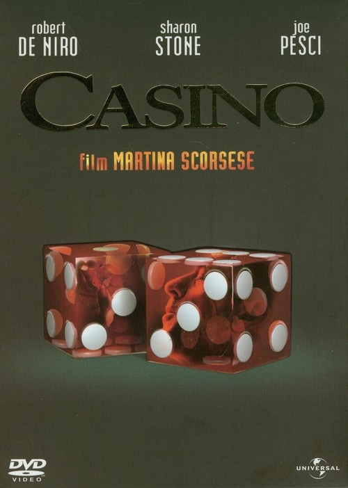 Casino Martin Scorsese, Nicholas Pileggi
