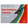 Blok techniczny Kreska A4 30k