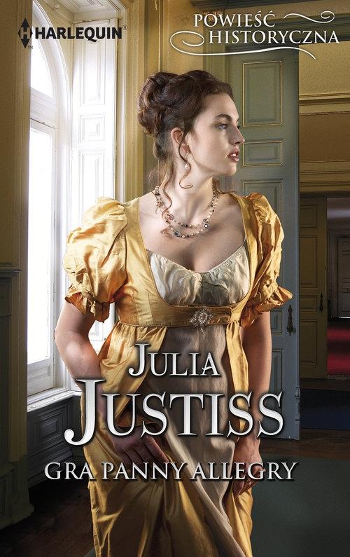 Gra panny Allegry Justiss Julia