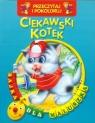 Ciekawski kotek. Przeczytaj i pokoloruj. Bajka dla maluszka