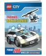 Lego City Zadanie naklejanie