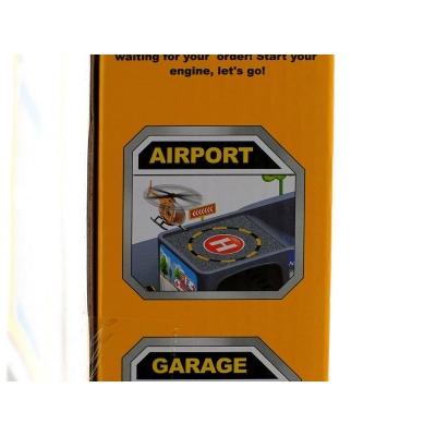 Parking samochodowy Adar (404281)