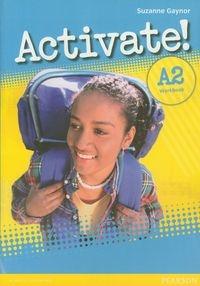 Activate! A2 Workbook Gaynor Suzanne