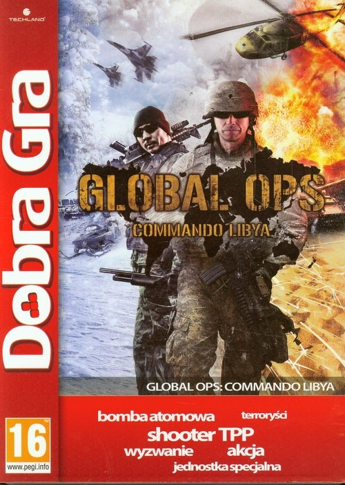 Dobra Gra Global Ops