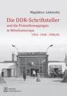 Die DDR-Schriftsteller und die Protestbewegungen in Mittelosteuropa 1956, 1968, Latkowska Magdalena