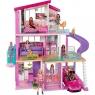 Barbie: Idealny domek dla lalek światła i dźwięki (FHY73)