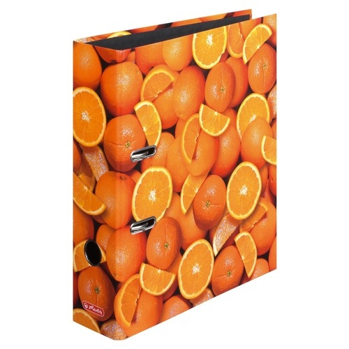 Segregator A4 World of Fruit Pomarańcze