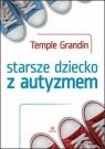 Starsze dziecko z autyzmem Temple Grandin