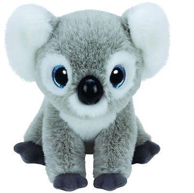 Maskotka Beanie Babies Kookoo - Szara Koala 15 cm (42128)