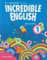 Incredible English 1 Class Book Grainger Kirstie, Morgan Michaela, Slattery Mary