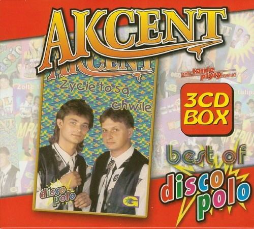 Best of disco polo Akcent