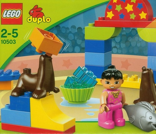 Lego duplo Cyrk  (10503)