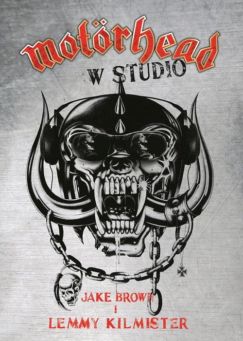 Motorhead w studio Brown Jake, Kilmister Lemmy