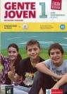 Gente Joven 1 Język hiszpański 7 Podręcznik z płytą CD Szkoła Arija Encina Alonso, Salles Matilde Martinez, Baulenas Neus Sans