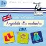 Kapitan Nauka. Angielski dla malucha - Zima (Książeczka + karty obrazkowe)