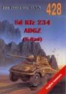 Sd Kfz 234 ADGZ (8-Rad). Tank Power vol. CLXIX 428 Janusz Ledwoch