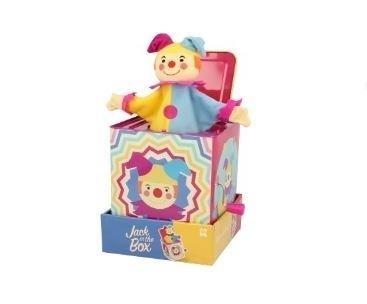 Klaun w pudełku- Jack in the Box