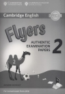 Cambridge English Flyers 2 Answer booklet
