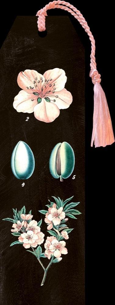 Zakładka 28 ze wstążką Kwiat wiśni