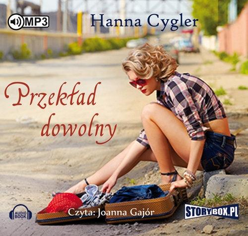 Przekład dowolny (Audiobook) Cygler Hanna