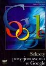 Sekrety pozycjonowania w Google Sosna Łukasz, Nowaczyk Robert