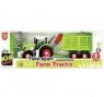 Traktor z przyczepą do skręcania (109282)